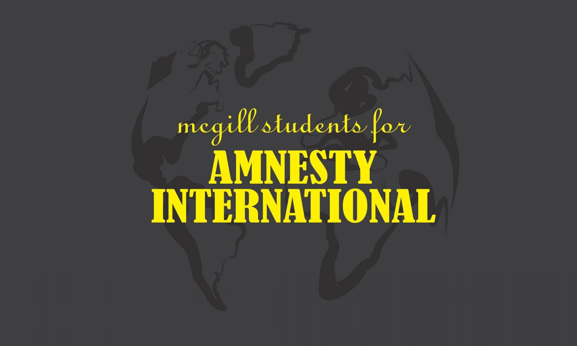McGill Students for Amnesty International